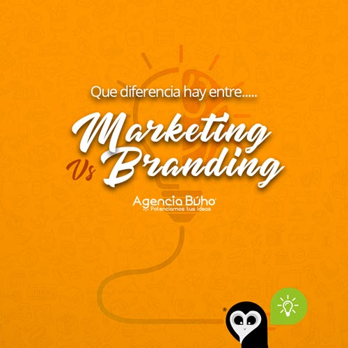 Marketing digital Vs Branding