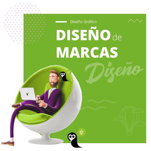 Crear logo y marca, Agencia Búho diseño creativo