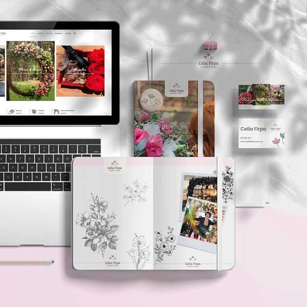 Diseño corporativo de marca, Agencia Búho diseño creativo